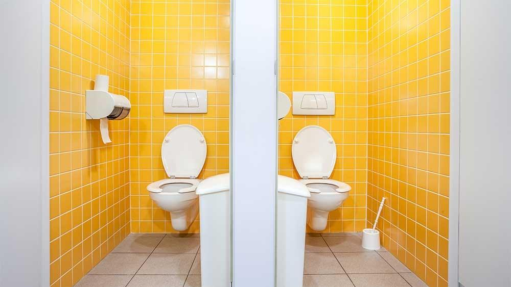 Top 10 Washroom Hygiene Fails #9